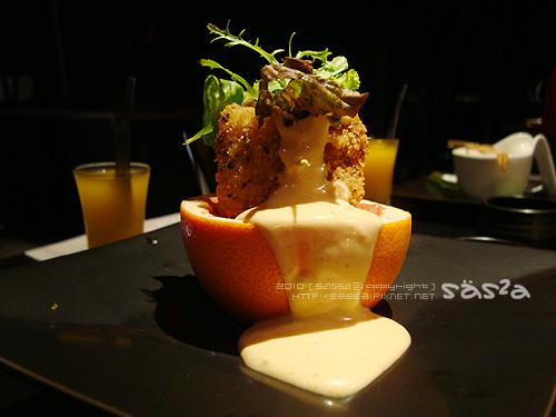 銀鱈葡萄柚