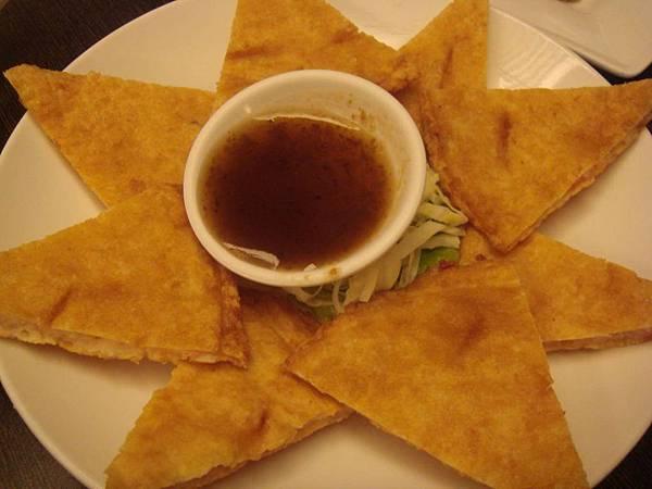 泰式月光蝦餅