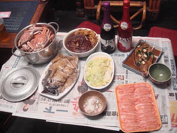 2011除夕年夜飯