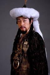 2008版射鵰英雄傳的完顏洪烈(郭亮飾)