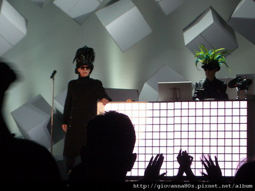 Pet Shop Boys in Taipei