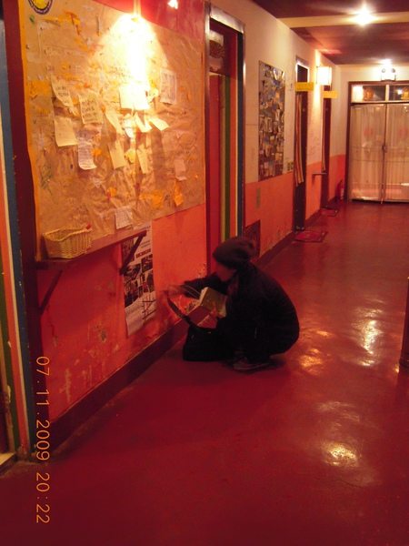 拉薩的一個公益團體的資訊,反而青年旅館取得~趕快抄下來!.jpg