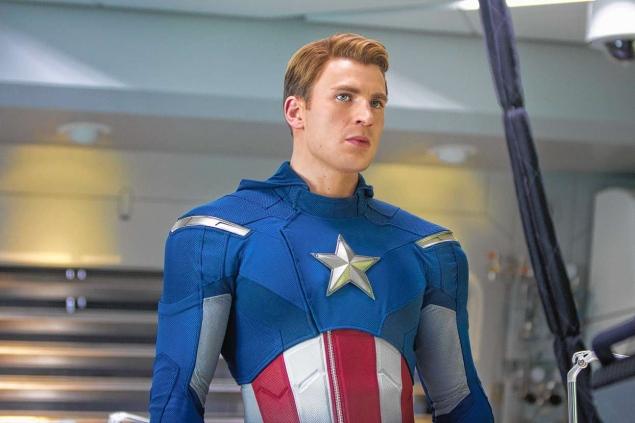 Chris_Captain America 3