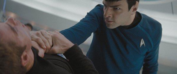 Vulcan nerve pinch