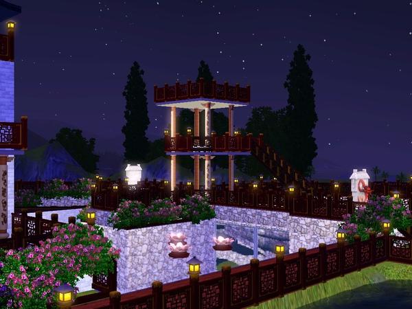 夜晚後花園.jpg
