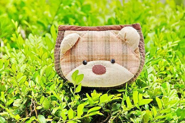 熊寶貝收納包