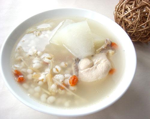 冬瓜薏仁湯