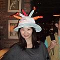 店家有提供可愛帽子