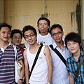 男生的團體照