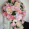 漂亮的捧花..我喜歡
