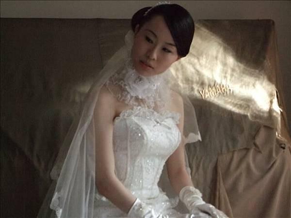 不過最重要的是新娘