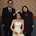我們也想跟新娘照相