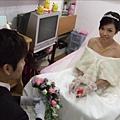 不過新娘的心太軟了