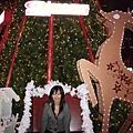 誠品前的聖誕樹