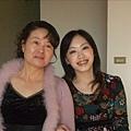 新娘的媽媽跟妹妹
