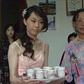 新娘要奉茶了