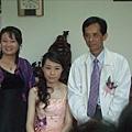 新娘跟父母