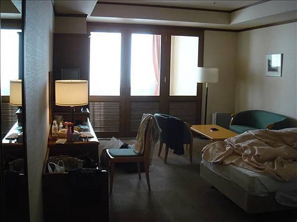 房間整個很大