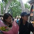 子慧也是今年的畢業生
