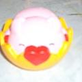 小豬撲滿..還粉紅豬喔~~