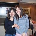 我跟辣妹kiki的合照
