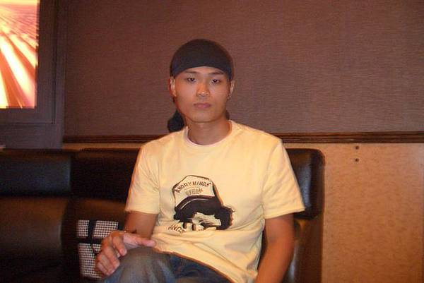很久很久不見的蕭凱仁