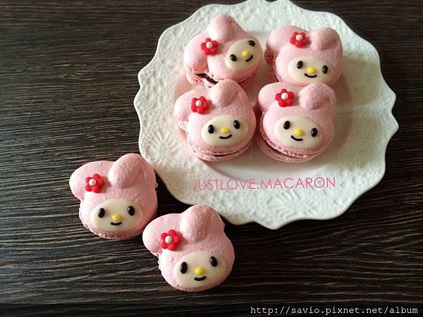 Melody macaron