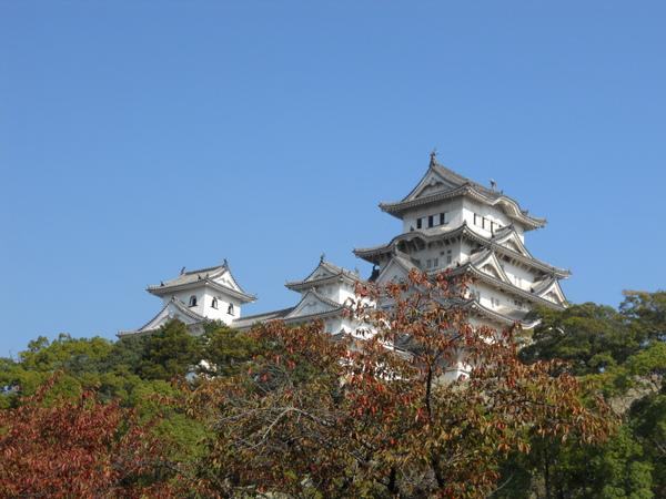 2009京都之旅姬路城2