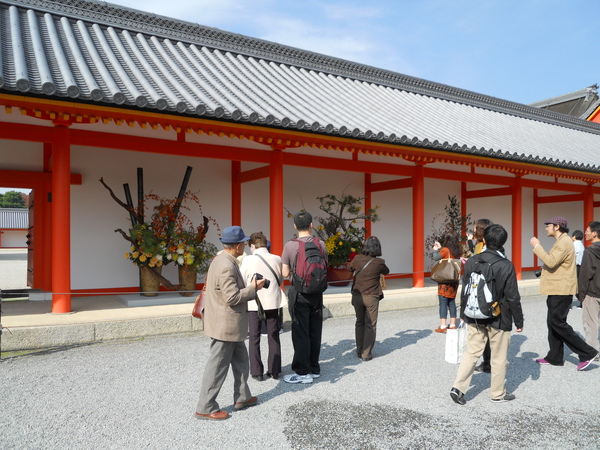 2009京都之旅 京都御所與北野天滿宮10
