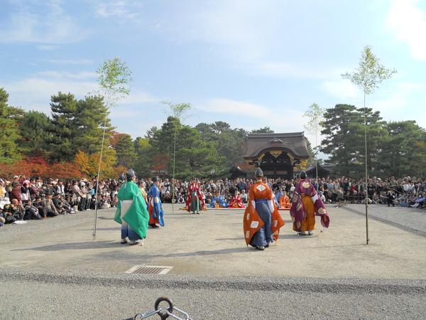 2009京都之旅 京都御所與北野天滿宮11