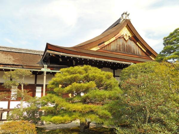 2009京都之旅 京都御所與北野天滿宮13