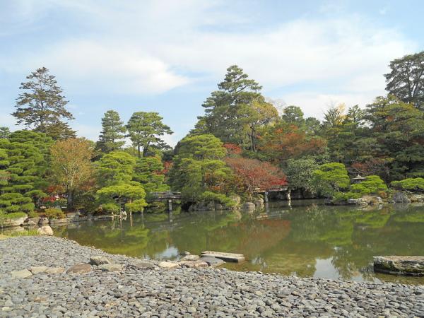2009京都之旅 京都御所與北野天滿宮14