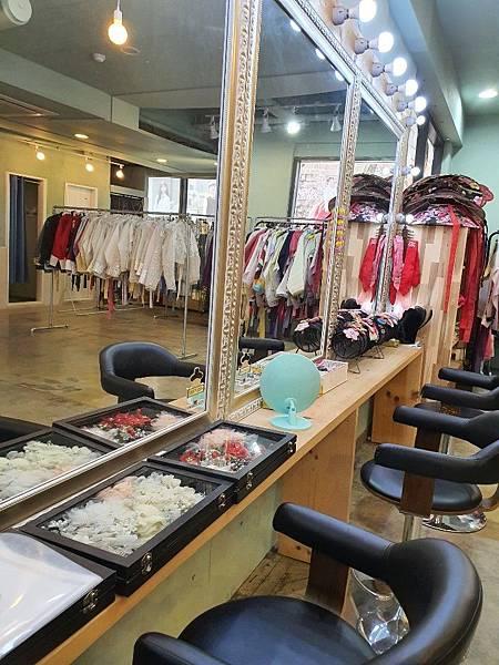 发型设计区