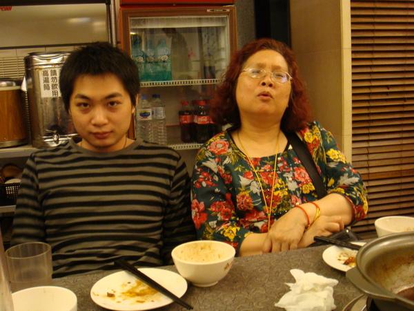 弟和可愛媽咪