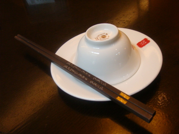 筷子很漂亮~
