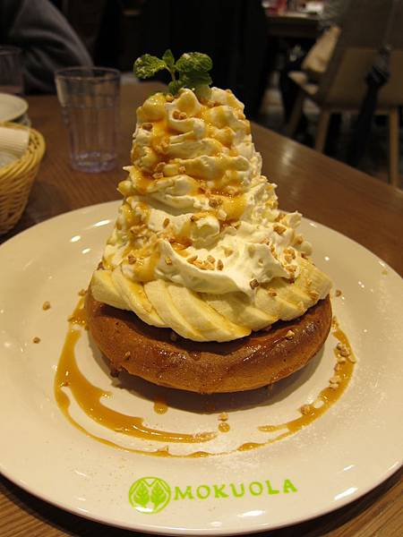MOKUOLA夏威夷日式鬆餅