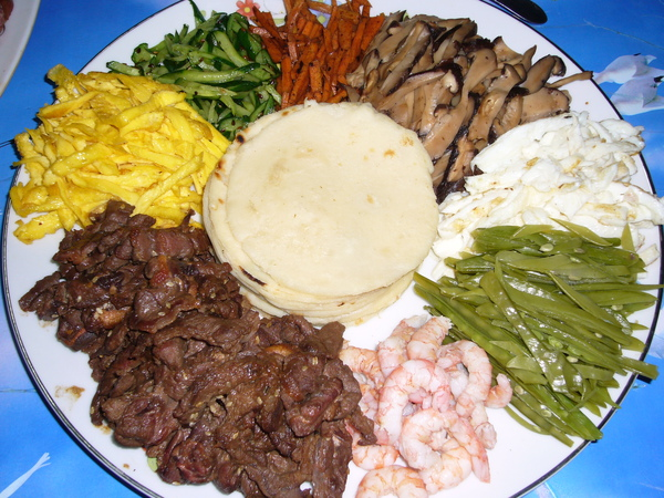 2010年夜飯