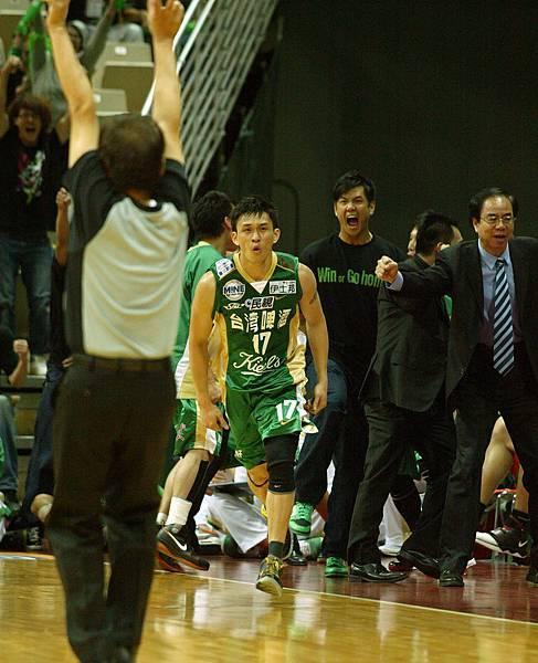 季後賽-台啤楊玉明連續二場得到全隊最高分