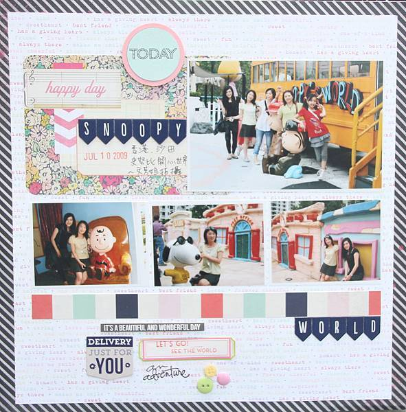 Scrapbooking Gallery 2014 No.29