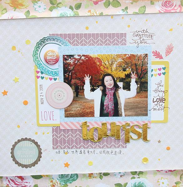 Scrapbooking Gallery 2014 No.33