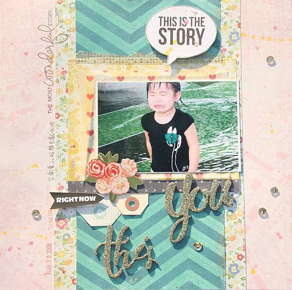 Scrapbooking Gallery 2014 No.35