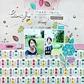Scrapbooking Gallery 2015No.17