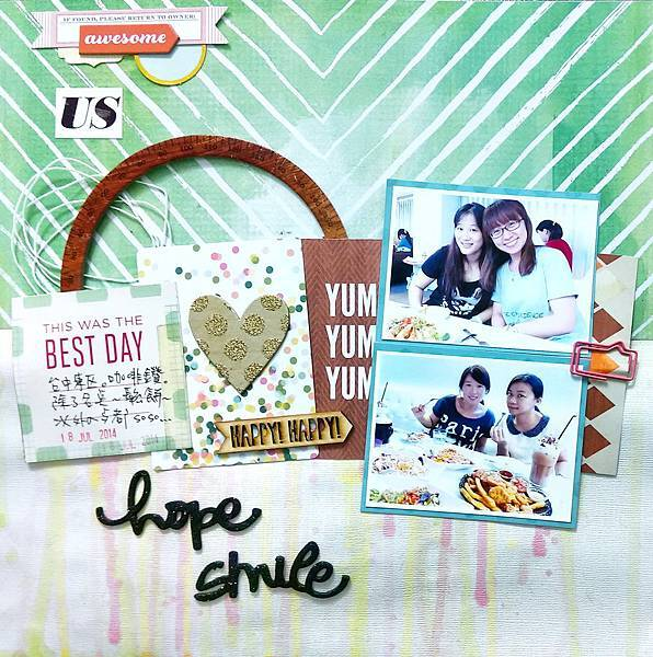 Scrapbooking Gallery 2015No.18c