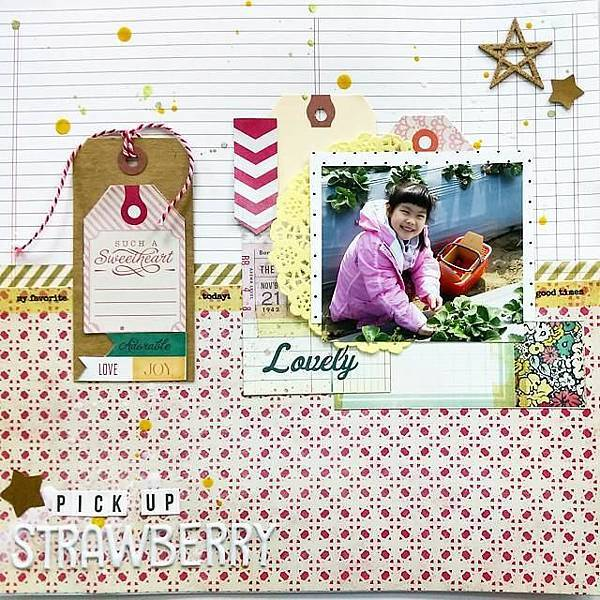 Scrapbooking Gallery 2015No.20