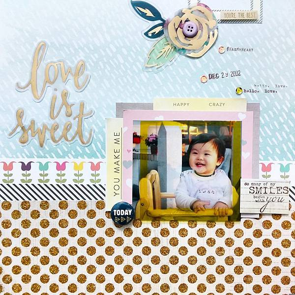 Scrapbooking Gallery 2015No.22