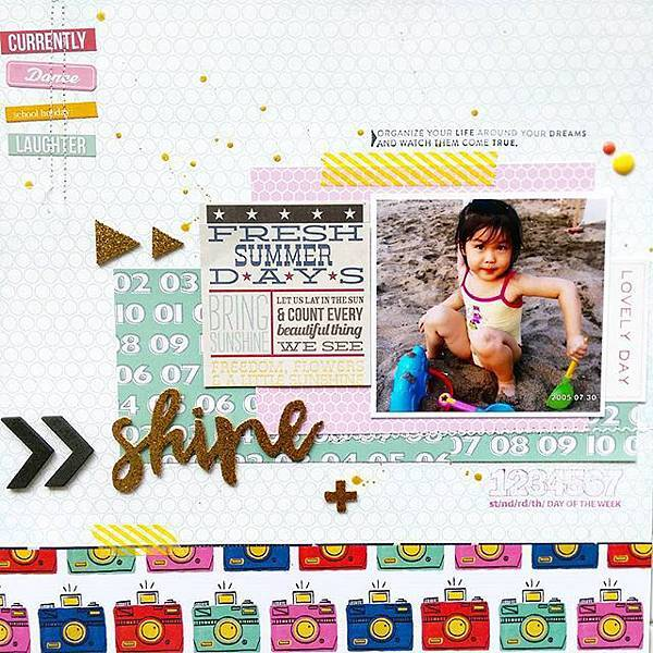 Scrapbooking Gallery 2015No.27