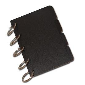 【編號】瑪雅無酸黑色塑膠片五孔裝相本4.5X6吋8片裝190元.jpg