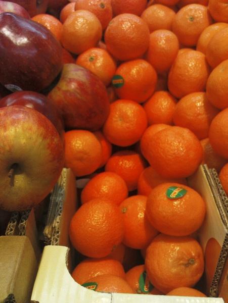 芬蘭的橘子