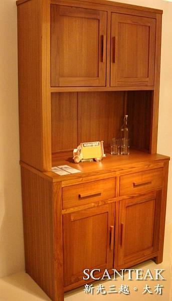51031-2D餐櫃