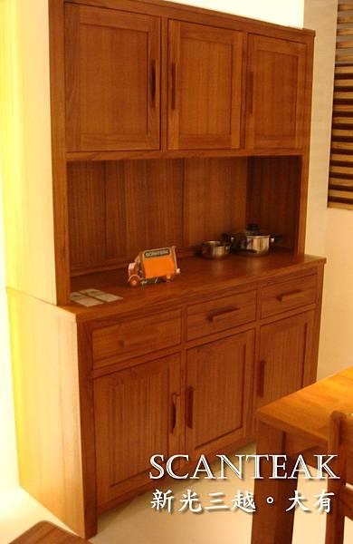 51031-3D餐櫃